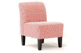 Large Accent Chair Geometric Design Accent Chair Ffo Home