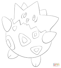 big boss coloring pages to print pokemon chikorita for togepi
