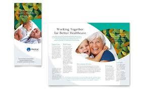 medical brochures templates medical brochure template 39 free psd