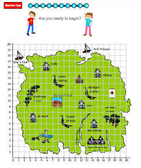map using coordinates map coordinates worksheet free worksheets library and
