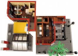 Lego House Floor Plan 1722 Best Lego Techniques And Intricacies Images On Pinterest