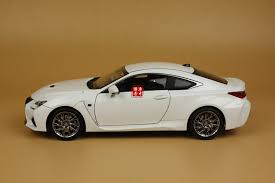 lexus rcf price oman 1 18 lexus rcf rc f white color gift ebay
