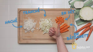 apprendre a cuisiner pour les nuls apprendre à cuisiner en 30 secondes la coupe des légumes