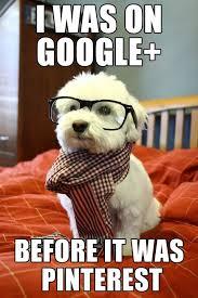 Meme Google Plus - sharon profis google