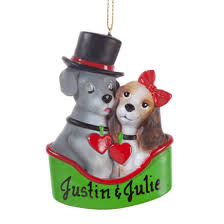 personalized pet memorial ornament kimball