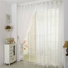 White Patterned Curtains Patterns White Patterned Sheer Curtains Are