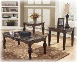 Coffee End Tables Marble Top Coffee And End Tables