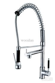 buy kitchen faucets awesome kraus kpf 2230sn single handle pull out spray kitchen