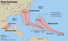 four deaths reported as hurricane irma rakes caribbean with