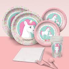 unicorn party supplies unicorn birthday party supplies theme party packs