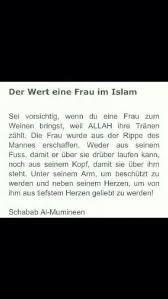 schöne islam sprüche schöne sprüche der wert einer frau im islam wattpad
