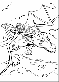 fantastic shrek dragon coloring pages with shrek coloring pages