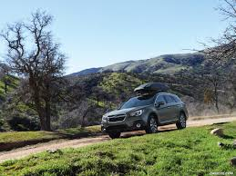 2018 Subaru Outback Front Three Quarter Hd Wallpaper 2