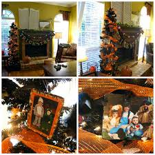 halloween tree with ornaments shay u0027s pajama party october with andrea mix and match mama