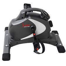 sunny health u0026 fitness magnetic mini exercise bike sunny health