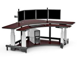 Large Corner Computer Desk Great Large Computer Desk Big Computer Desk Liehtk Interiorvues