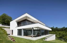 steep hillside house plans hillside house plans or sloping steep modern with walkout basement
