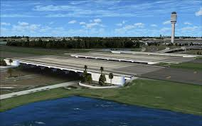 Orlando Airports Map by Review Of Taxi2gate U2013 Kmco Orlando Intl Fsx Simflight