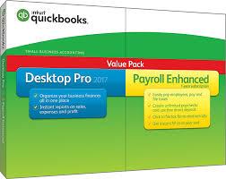 amazon com quickbooks desktop pro 2017 with payroll enhanced