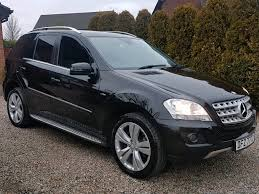 car mercedes 2010 2010 mercedes ml350 cdi blueefficiency sport auto 230bhp diesel