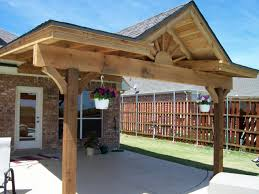 simple wooden patio roof decorating ideas contemporary top at