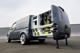 nissan van interior nissan nv200 concept brings