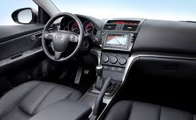 peugeot 508 interior 2012 face lifted mazda 6 to debut at geneva auto show car and driver blog