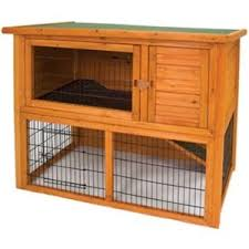 Double Rabbit Hutches Animall Pet Houses Shop The Best Brands Up To 10 Off Heavy