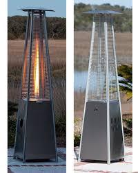 Pyramid Patio Heaters Natural Gas U0026 Liquid Propane Patio Heaters