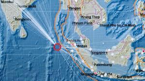 Preiswerte Kleine Winkelk Hen Indischer Ozean Tsunami Alarm Nach Erdbeben Serie Aufgehoben Welt