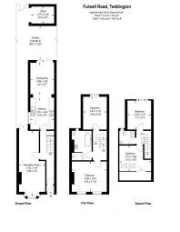 terraced house loft conversion floor plan pin by nadia lungu on townhouses pinterest lofts terrace design