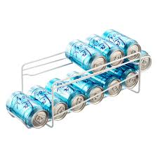 Cool Fridge To Keep Your Cans Cool Hold 10 Cans And by Can Dispenser Beverage Can Dispenser The Container Store