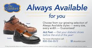 Dr Comfort Footwear Australia Podiatry Management Online