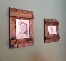 wood frame wall decor wooden picture frame wall decor rustic wood frame rustic