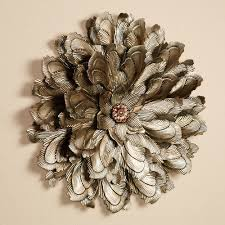 metal wall art flowers gardens and landscapings decoration 25 silver metal wall art flowers mother 039 s day metal flowers delicate blossom wall sculpture champagne gold
