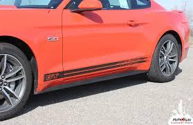 Ford Raptor Decals - breakout rocker 2015 2016 2017 ford mustang rocker panel stripes