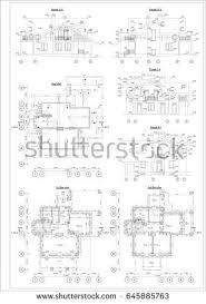hotel floor plan stock vector 49698013 shutterstock