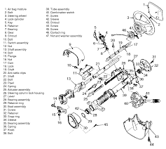 96 f150 steering column diagram 1993 f150 steering column diagram