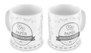 Design Mugs by Set Of Anniversary Novelty Gift Mugs With Coasters Swirls