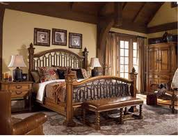 Wooden Bedroom Design Traditional Wooden Bed Designs