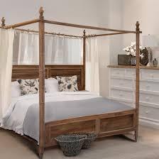 King Bed Frame For Sale Bed Frames North Shore Canopy Bed King Canopy Beds Canopy Bed