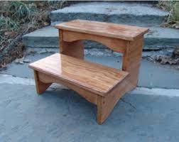 Step Stool For Kids Bathroom - steps u0026 stools etsy