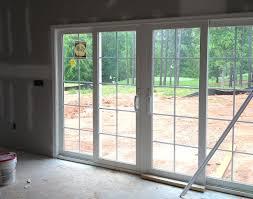 Sliding Glass Patio Storm Doors Door Sliding Patio Doors On Sliding Glass Doors For Luxury