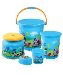 joyo disney kid u0027s special bathroom set mickey u0026 friends 5 pcs