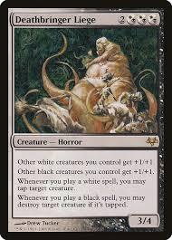 wildlife treasury cards edhrec deathbringer liege card