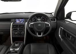 land rover discovery sport interior discovery sport se tech review and test drive