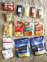 Mountain House Food Freezer Bag Cooking Popupbackpacker Com