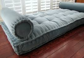 Daybed With Mattress Custom Cushions Velvet Daybed Mattress Mattress