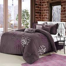 Lavender Comforter Sets Queen Purple Comforters U0026 Bedding Sets For Bed U0026 Bath Jcpenney