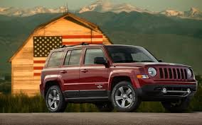jeep baja edition jeep honors veterans with 2013 patriot freedom edition